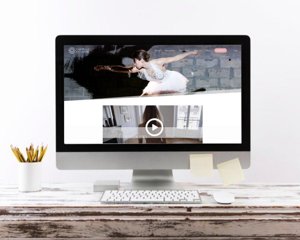 freelance paris lille mission site web danseuse choregraphe