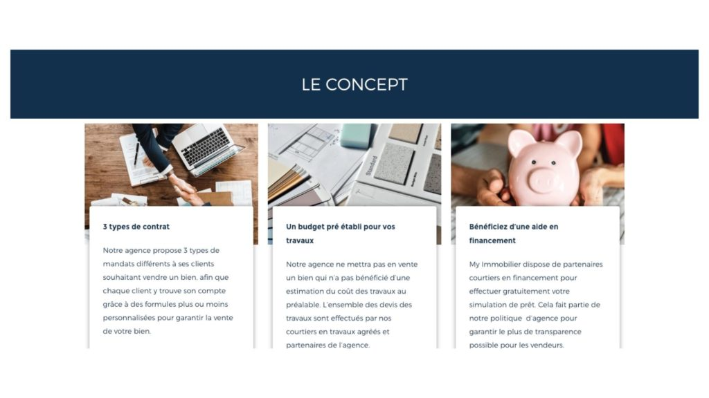 site web lille creation immobilier